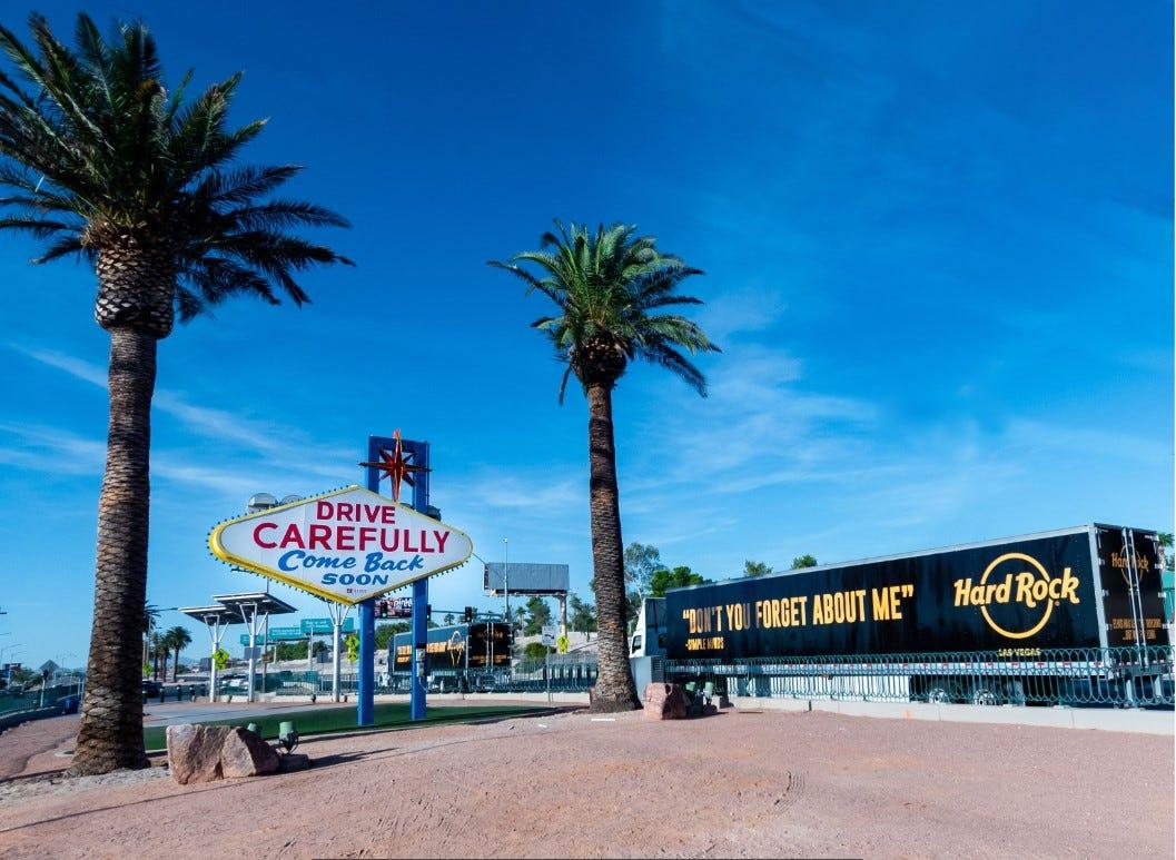 Hard Rock Packs Away Prized Memorabilia ... For Now | KXNT 840 AM