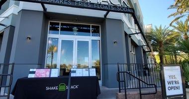 Shake Shack Las Vegas