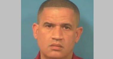 Mug shot of Nye County Deputy James Ramos