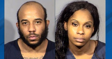 Mugshots of two murder suspects from 12-28-20