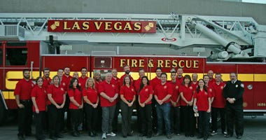Picture Of Las Vegas Fire Academy