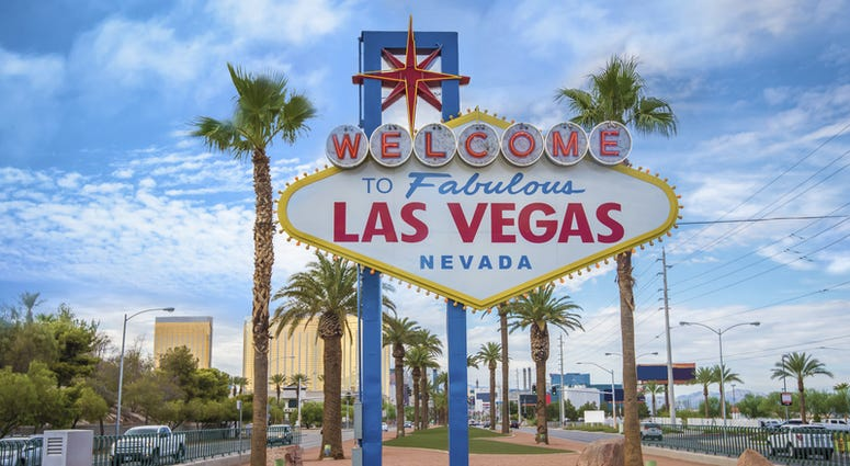 Changes To The Welcome To Las Vegas Sign Starts Today Kxnt 840 Am