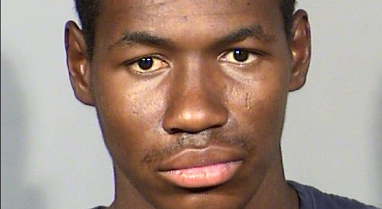 Mug shot of sexual assault suspect Leandre Burnett