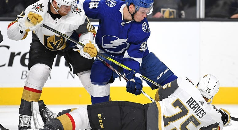 Tampa Bay Lightning vs. Vegas Golden Knights