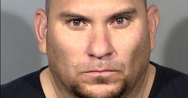 Mug shot of sexual assault suspect Luis Moreno