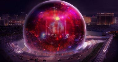 MSG Sphere Project