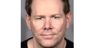 Mug shot of accused sexual predator Michael Hines