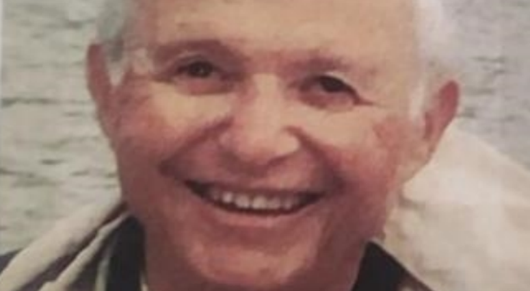 Picture of missing man Gerald Springberg