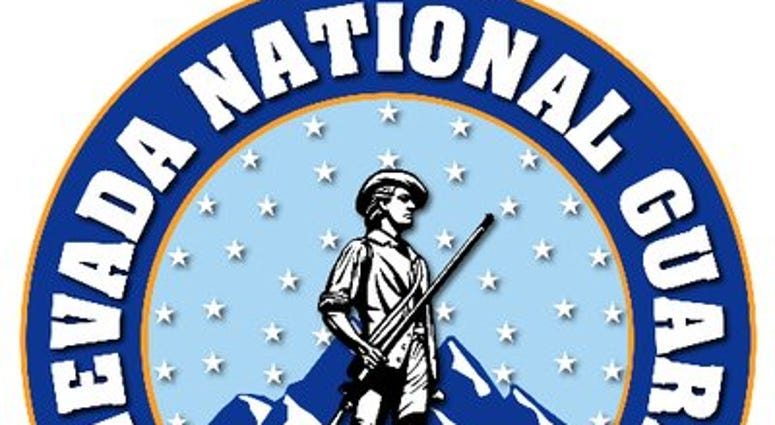 Emblem of the Nevada National Guard