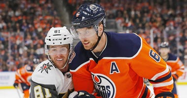 Edmonton Oilers vs. Vegas Golden Knights