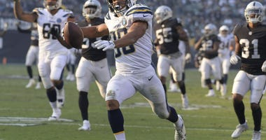 Oakland Raiders vs. Los Angeles Chargers