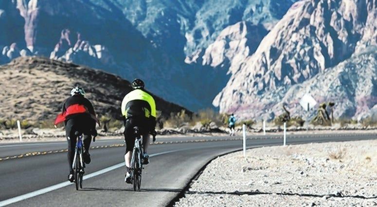 Red Rock Scenic Bike Path