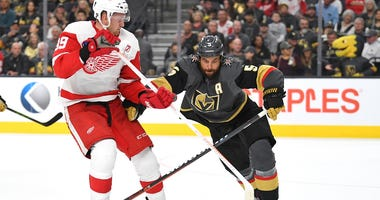 Detroit Red Wings vs. Vegas Golden Knights