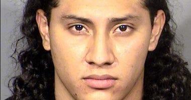 Murder suspect Rodrigo Cruz