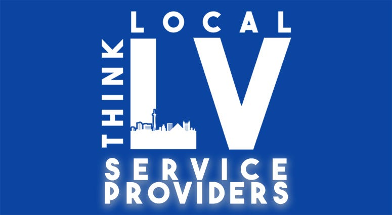 Think Local LV – Service Providers