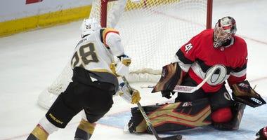 Ottawa Senators vs. Vegas Golden Knights
