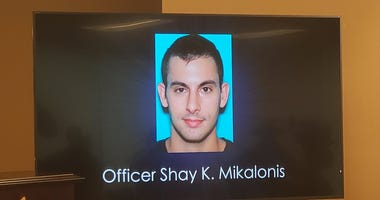 Picture of Metro Officer Shay Mikalonis