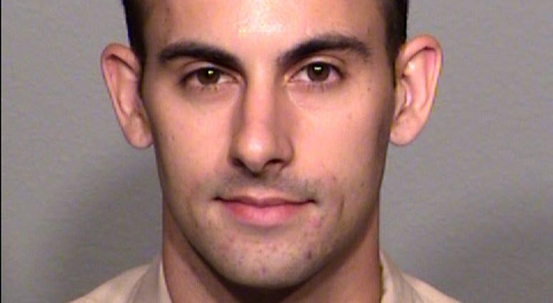 Las Vegas Metro Police Officer Shay Mikalonis