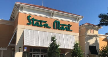 Exterior of a Stein Mart location