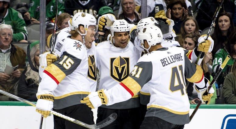 Vegas Golden Knights vs. Dallas Stars