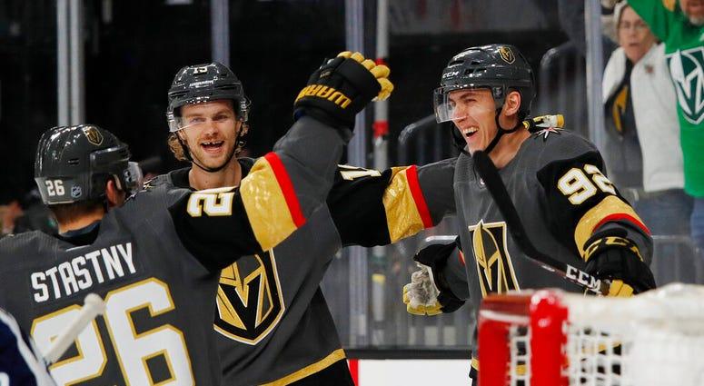 Winnipeg Jets vs. Vegas Golden Knights