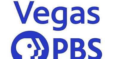 Logo For Vegas PBS, Channel 10