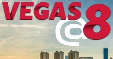 Vegas @ 8