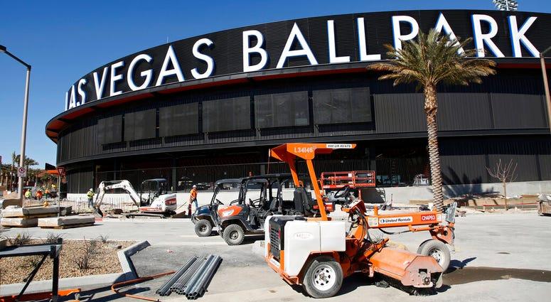 Vegas Ballpark