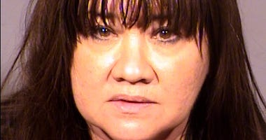 Mug shot of elder abuse suspect Eleanor Walters