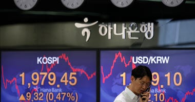 Asian Shares Climb, Tokyo Gains On Hopes For Reopening