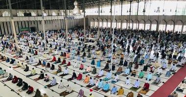 Muslims In India, Bangladesh Celebrate Eid Subdued By Virus
