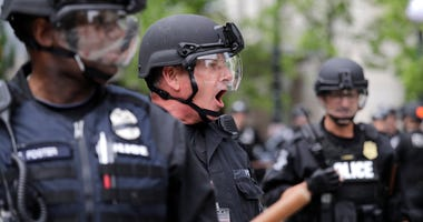 Seattle Mayor Bans Tear Gas Use For 30 Days Amid Protests