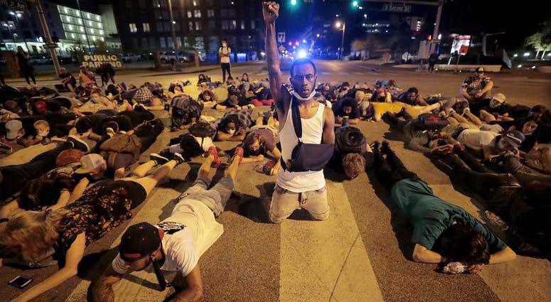 Demonstrators Vow To Sustain Momentum Until Change Happens