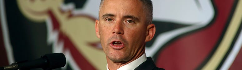 Fsu Coach Norvell Tests Positive For Virus Before Miami