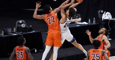 Virginia Tech Upsets No. 3 Villanova 81-73 In Overtime