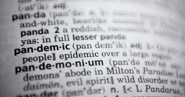 Merriam-Webster's top word of 2020 not a surprise: Pandemic