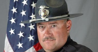 Picture of fallen NHP Trooper Ben Jenkins