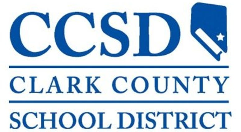 Logo for the Clark County School District