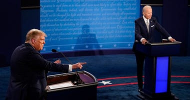 5 major moments from the first 2020 presidential debate