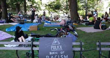 Protests to defund police departments