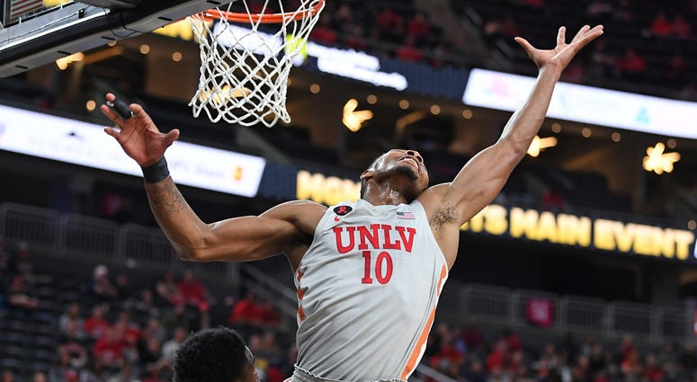 UNLV Past Wyoming