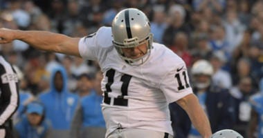 Janikowski's Career With Raiders Up