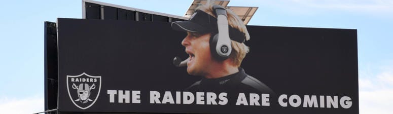 Raiders Announce Partnership With Ford For Allegiant Stadium
