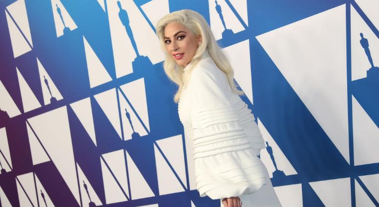 Lady Gaga Performs at Las Vegas Bar