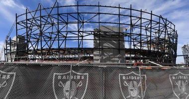 Las Vegas Stadium For Relocating Raiders Gets Allegiant Name
