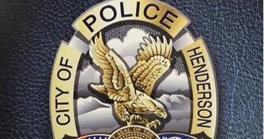 Picture of Henderson Police Department badge