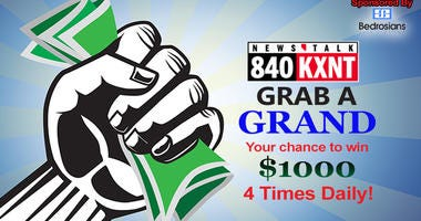 KXNT Grab a Grand