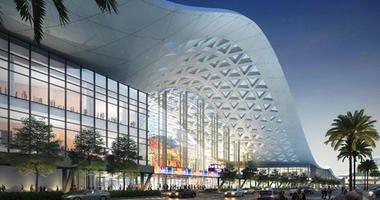 Las Vegas Convention Center rendering