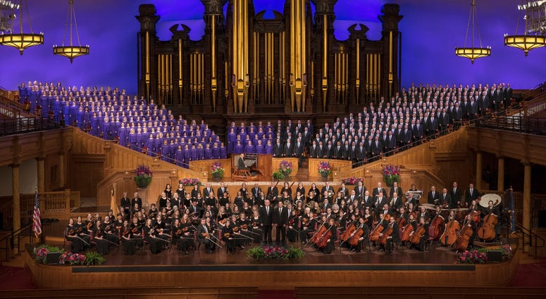 tabernacle choir orchestra temple square