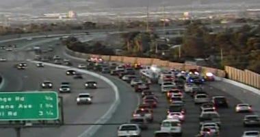 Scene of a road rage shooting on U.S. 95 on 6-24-20